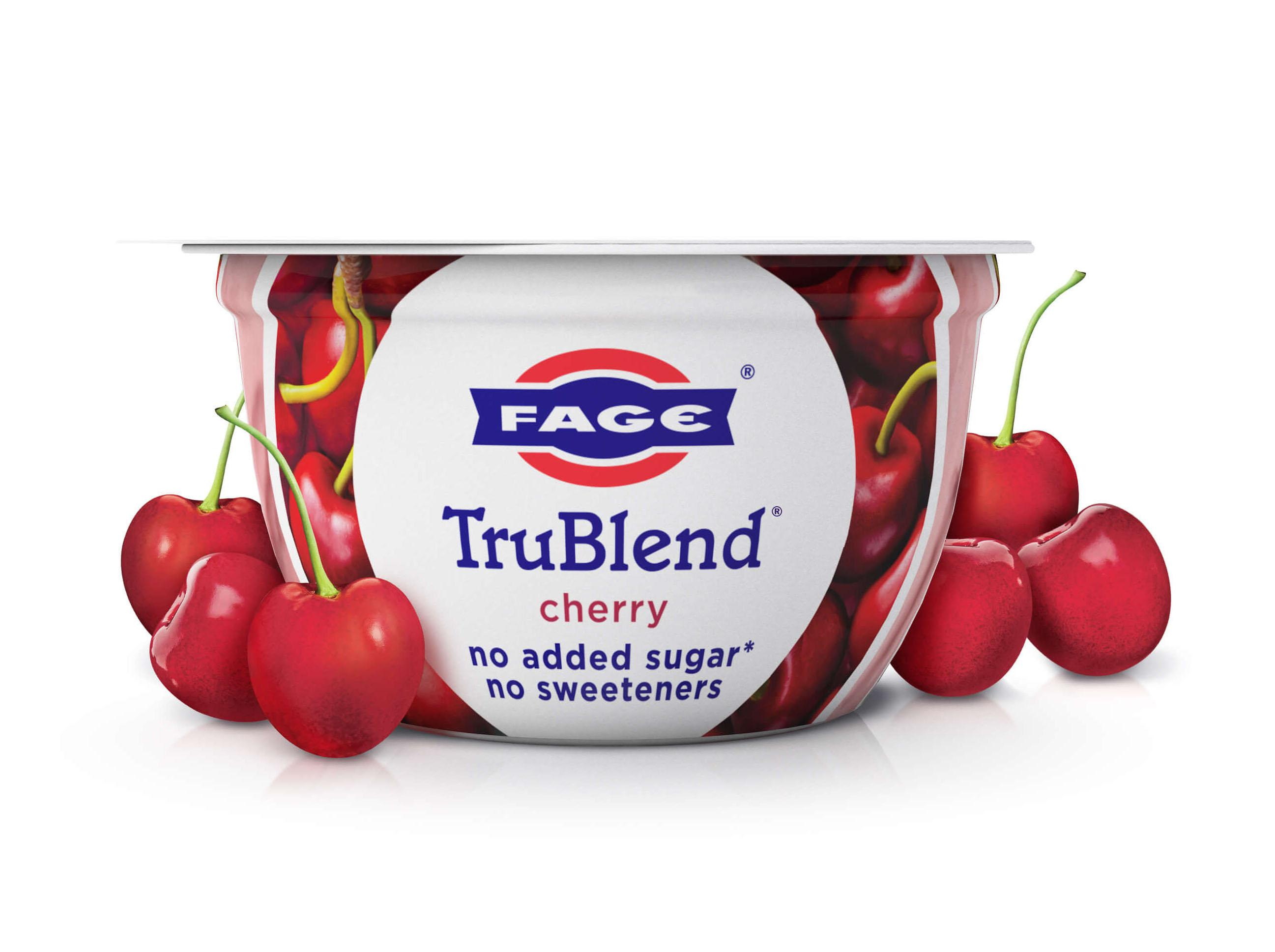 FAGE TruBlend Cherry