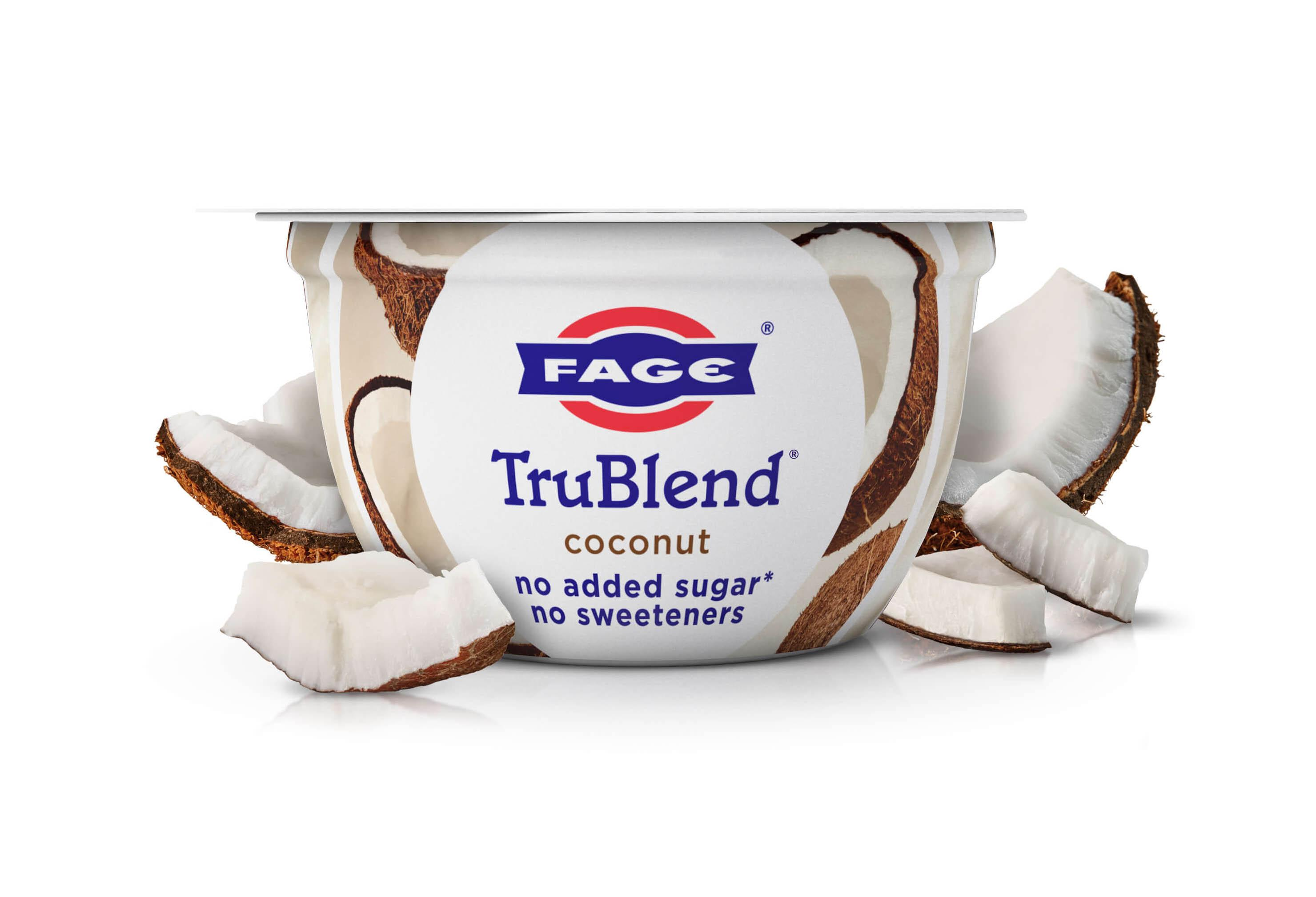 FAGE TruBlend Coconut